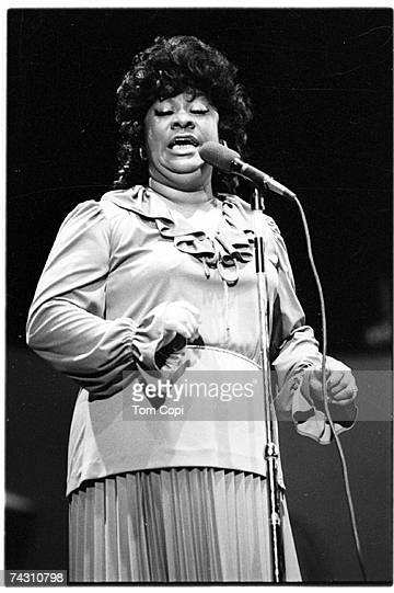 Photo of Ruth Brown Photo by Tom Copi/Michael Ochs Archives/Getty Images