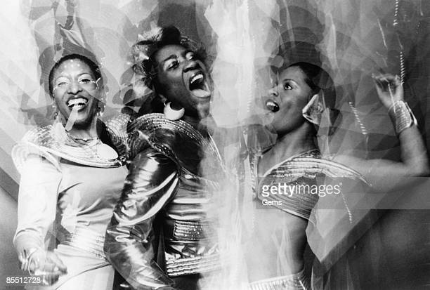 Photo of Sarah DASH and LABELLE and Nona HENDRYX and Patti LABELLE LR Nona Hendryx Patti Labelle Sarah Dash