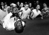 Photo of saxophone and big jay mcneely and crowds and audience picture id86238092?s=170x170