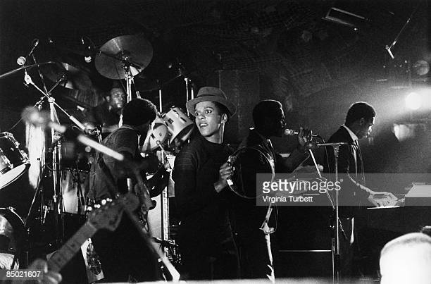 Photo of SELECTER Pauline Black on 2 Tone Tour