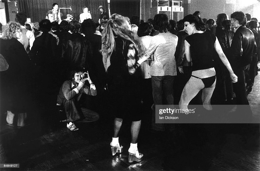 Photo of SEX PISTOLS and PUNKS and AUDIENCE : News Photo