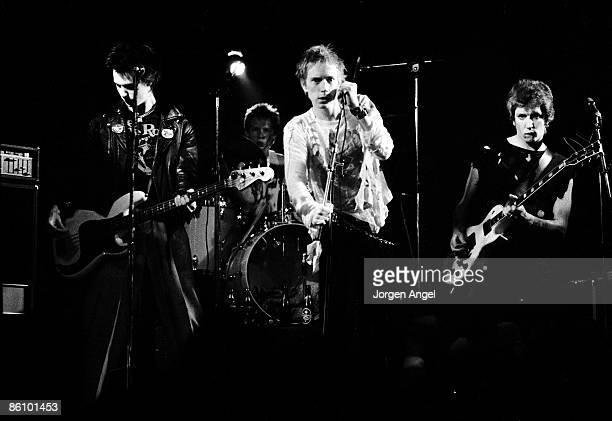 Photo of SEX PISTOLS ID# SexPi 03 Sex Pistols Copenhagen July 13 1977