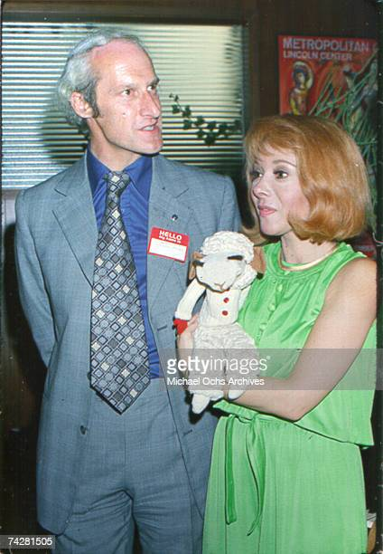 Photo of Shari Lewis Photo by Michael Ochs Archives/Getty Images