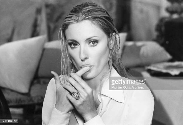 Photo of Sharon Tate Photo by Michael Ochs Archives/Getty Images