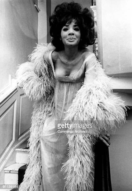 Photo of Shirley BASSEY Event 1968 Artist Shirley Bassey