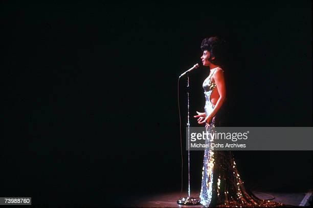 Photo of Shirley Bassey