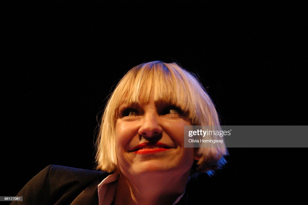 Sia - London : News Photo