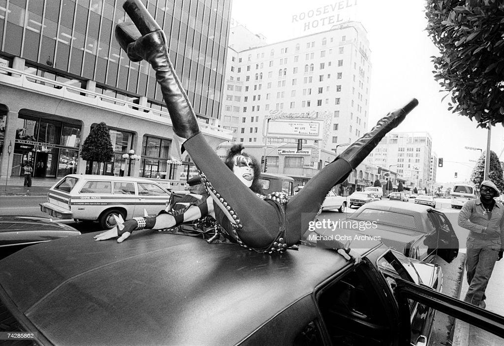 Photo of Simmons Gene : News Photo