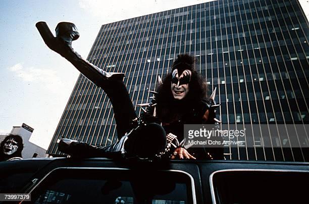 Photo of Simmons Gene