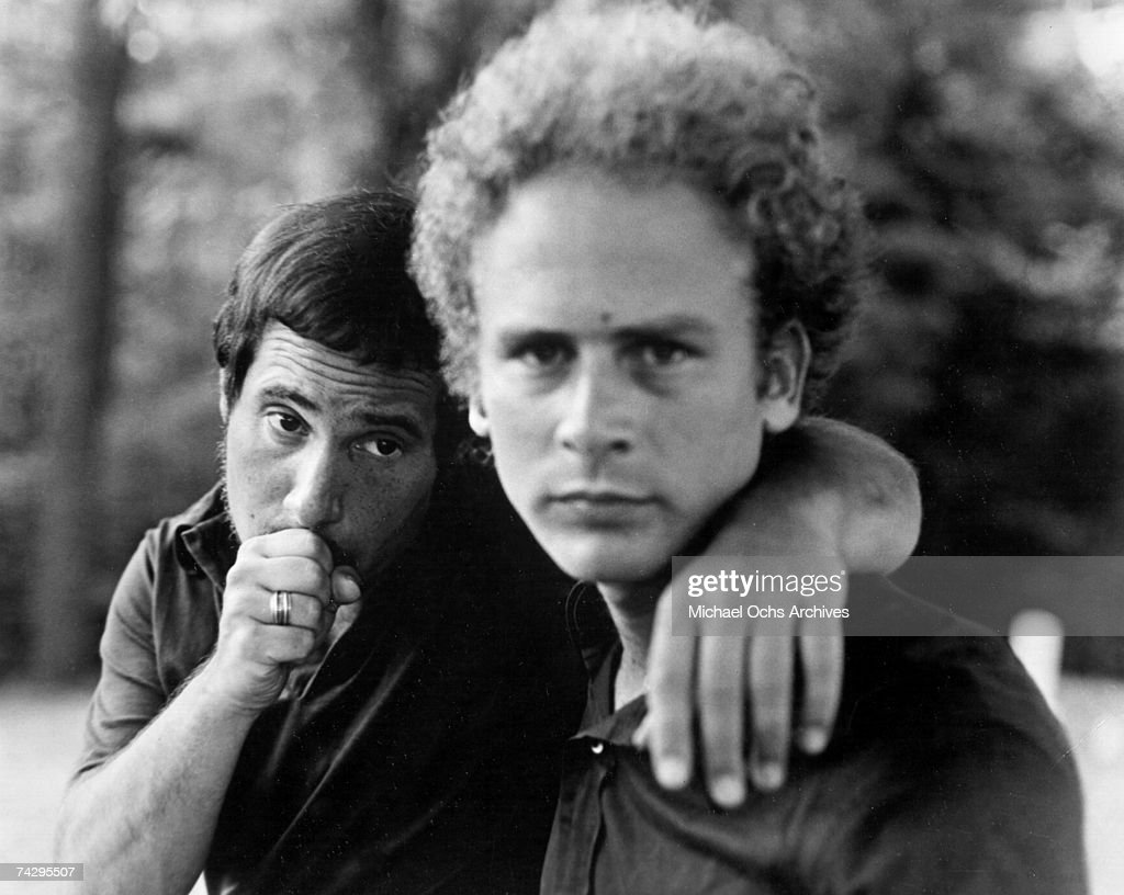 Photo of Simon and Garfunkel Photo by Michael Ochs Archives/Getty Images