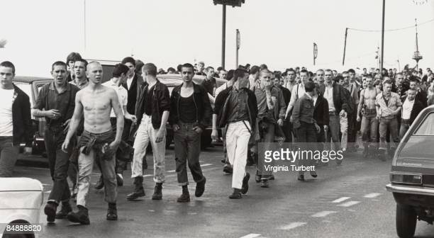 Photo of SKINHEADS March in Southend