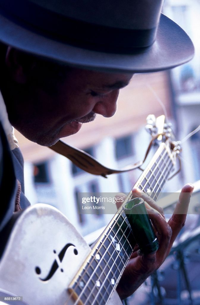 Photo of SLIDE GUITARIST and BLUES and BLUES