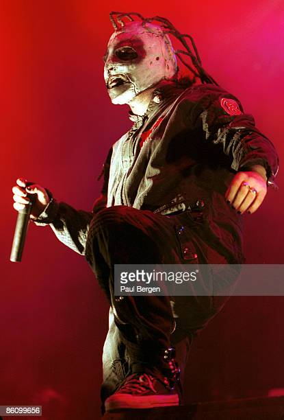 Photo of SLIPKNOT 3012002 Amsterdam Slipnot