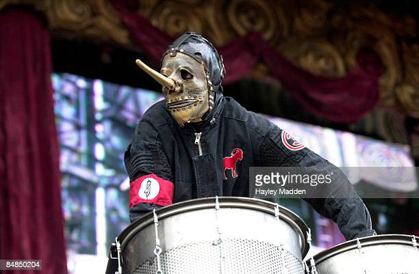 OZZFEST Photo of SLIPKNOT