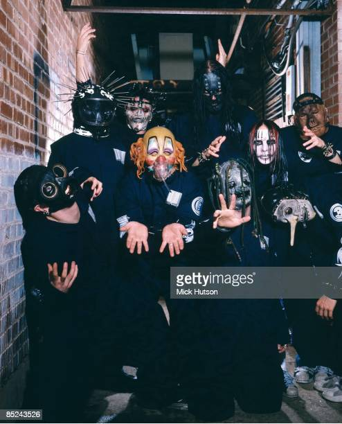 slipknot 画像と写真 getty images