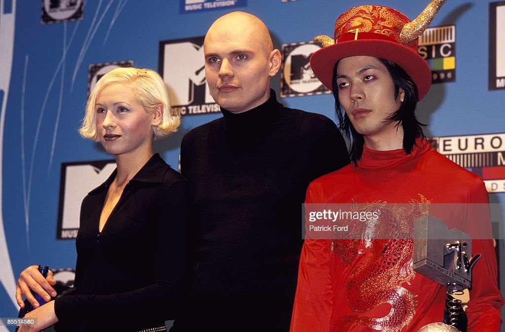 Photo of SMASHING PUMPKINS : News Photo