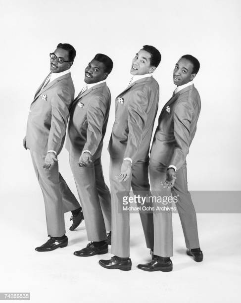 Photo of Smokey Robinson and The Miracles March 1967 Michigan Detroit Smokey Robinson and The Miracles LR Bobby Rogers Pete Moore Smokey Robinson...