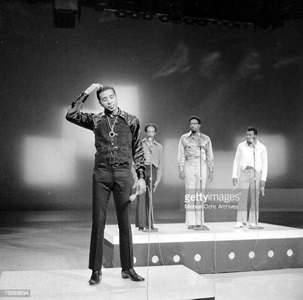 Photo of Smokey Robinson The Miracles