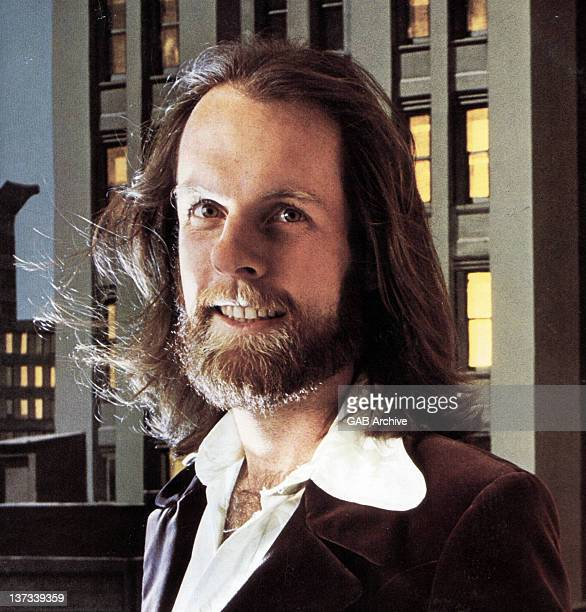 Photo of songwriter Tom Snow posed in 1976.