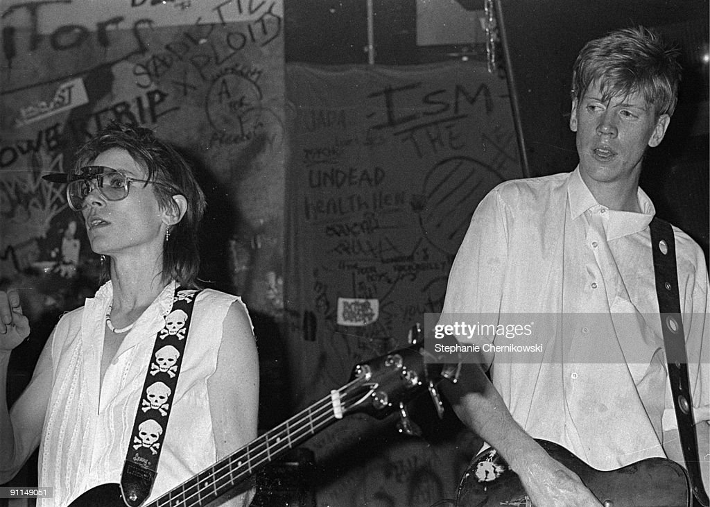 Sonic Youth Pictures And Photos Getty Images