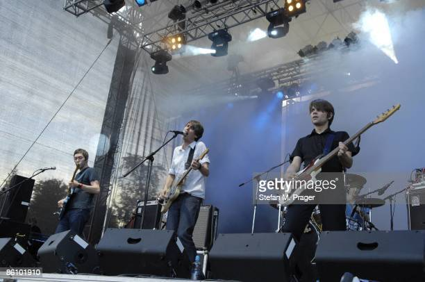 Photo of SONNENROT FESTVAL and TOCOTRONIC; Performing live onstage at the Sonnenrot Festival