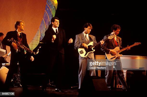 Photo of SPANDAU BALLET;