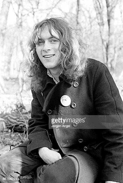 Photo of SPIROGYRA Spirogyra Martin Cockerham March 1972 Denmark