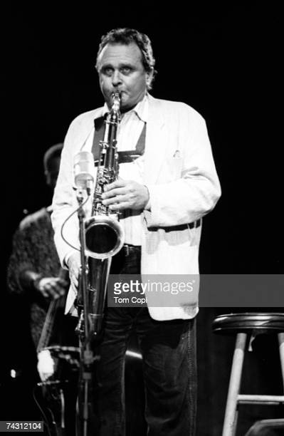 Photo of Stan Getz Photo by Tom Copi/Michael Ochs Archives/Getty Images