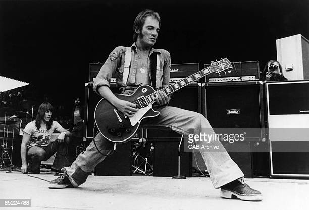 Photo of Steve MARRIOTT and HUMBLE PIE Steve Marriott performing live onstage