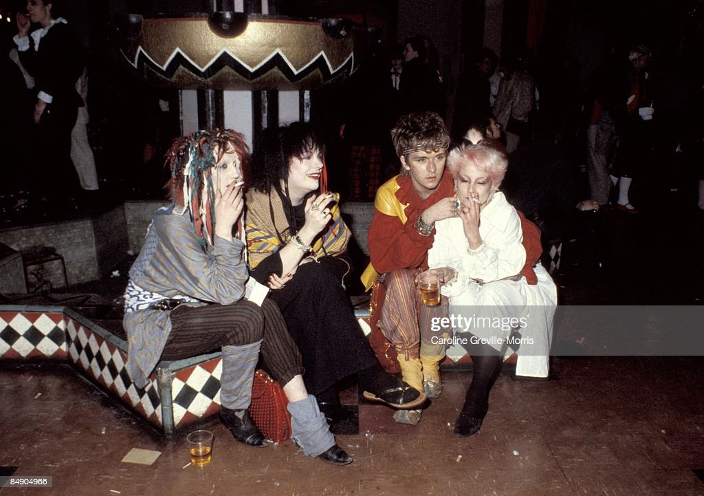 Photo of Steve STRANGE and NEW ROMANTICS and 80's and 80'S STYLE : News Photo