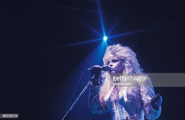 STADIUM Photo of Stevie NICKS and FLEETWOOD MAC Stevie Nicks performing live onstage