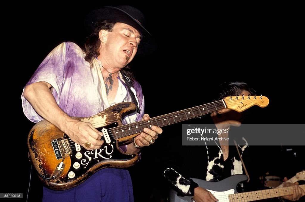 usa photo of stevie ray vaughan last concert before his death news photo getty images. Black Bedroom Furniture Sets. Home Design Ideas