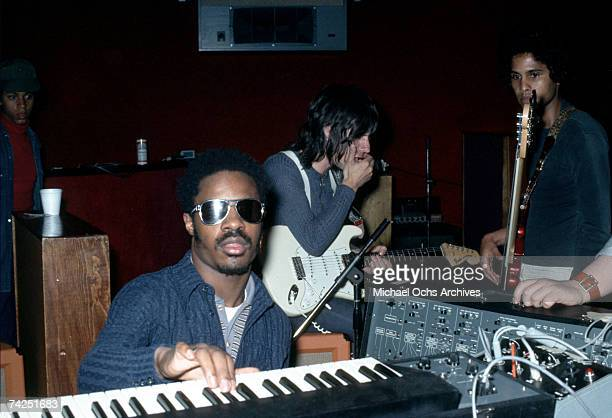 Photo of Stevie Wonder Photo by Michael Ochs Archives/Getty Images