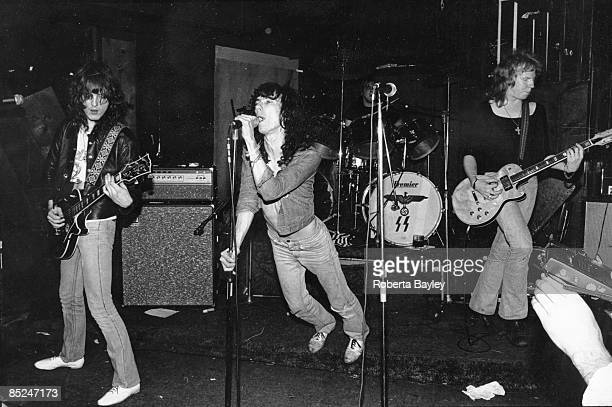 S Photo of Stiv BATORS and DEAD BOYS and Cheetah CHROME and Jimmy ZERO LR Jimmy Zero Stiv Bators Johnny Blitz Cheetah Chrome