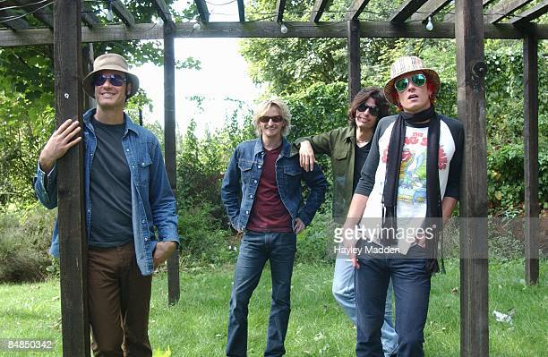 Photo of STONE TEMPLE PILOTS Band Total Rock FM 4th September 2001