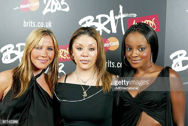 STUDIOS Photo of SUGABABES Brit Awards launch party at Abbey Road Studios