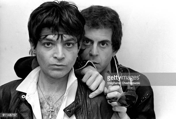 S Photo of SUICIDE LR Alan Vega Martin Rev