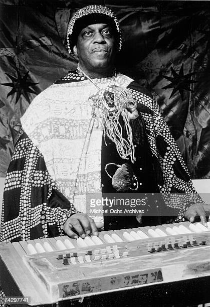 Photo of Sun Ra Photo by Michael Ochs Archives/Getty Images
