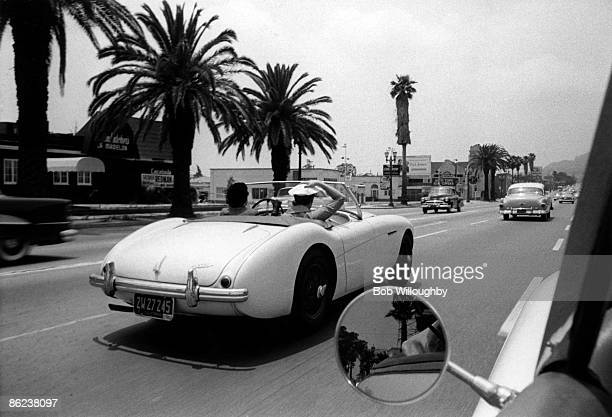 Photo of SUNSET STRIP and SUNSET BOULEVARD and 50's STYLE and HOLLYWOOD