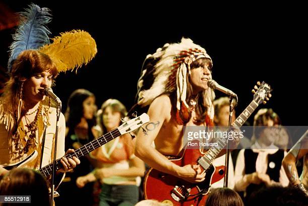 POPS Photo of SWEET Steve Priest Andy Scott performing live on Top Of The Pops TV Show