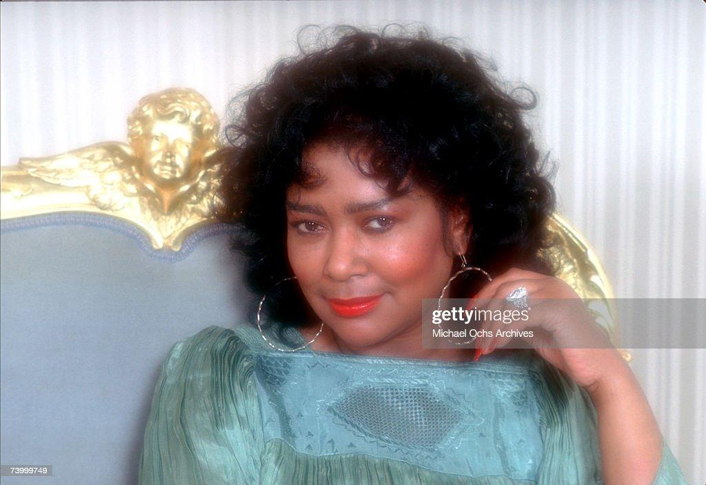 Photo of Sylvia Robinson