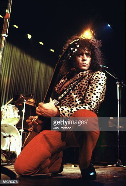 Photo of T REX and Marc BOLAN