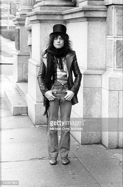 Photo of T. Rex Photo by Michael Ochs Archives/Getty Images