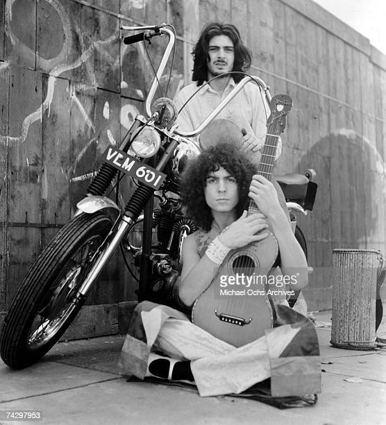 Photo of T. Rex (Photo by Peter Sanders/ Michael Ochs Archives/Getty Images