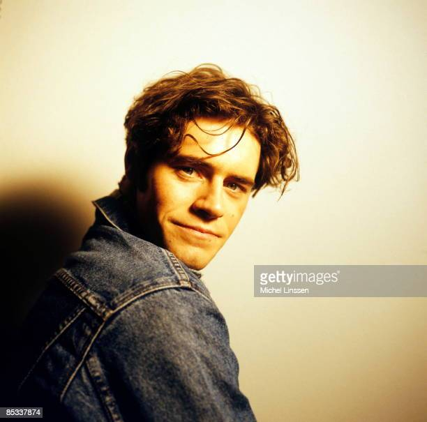 Photo of TAKE THAT and Howard DONALD Posed studio portrait of Howard Donald