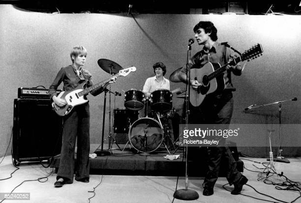 Photo of TALKING HEADS Talking Heads performing on TVParty