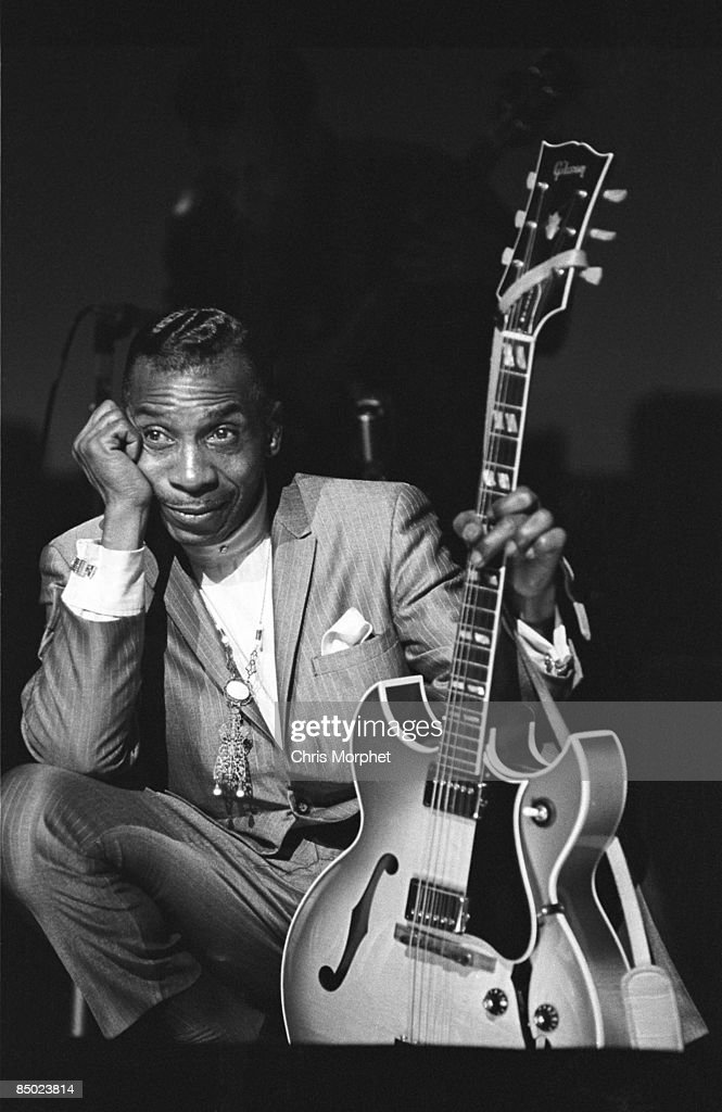 Photo of T-Bone Walker : News Photo