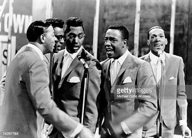 Photo of Temptations Photo by Michael Ochs Archives/Getty Images