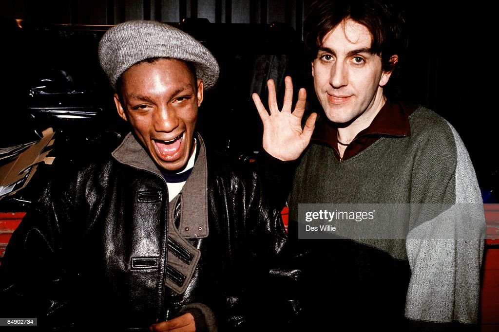 Photo of Terry HALL and TRICKY : News Photo