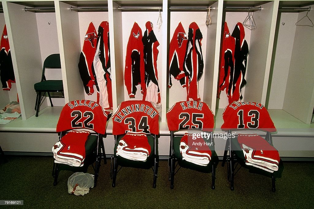 1996 NBA Finals Game 3: Chicago Bulls v. Seattle SuperSonics ...